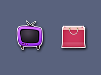 "icons for app ""Talking Smesharik"""