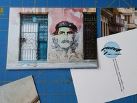 Letters from Cuba photo postcards