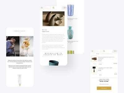My bag responsive website design cards ui order marketplace store design ecommerce shop shipping product page confirmation checkout page bag design branding typography website web application interface mobile user experience design user interface design