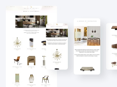 Pages of advantages photo website design product page decore furniture store ecommerce shop marketplace advantage ui app ux brand identity web application interface mobile user experience design user interface design