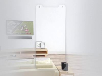 AR for Sport show on TV team navigation home player smart wall ui buy shopping shop store human concept design marketing show tv sport vr ar