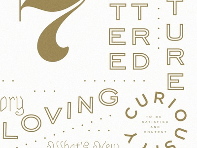 Type Poster Tease