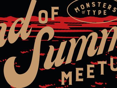 Monsters of Type Full