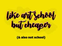 Like Art School