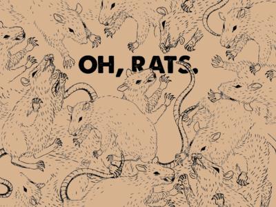 Oh, rats.