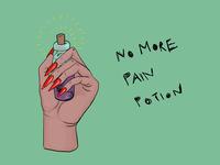 No More Pain Potion