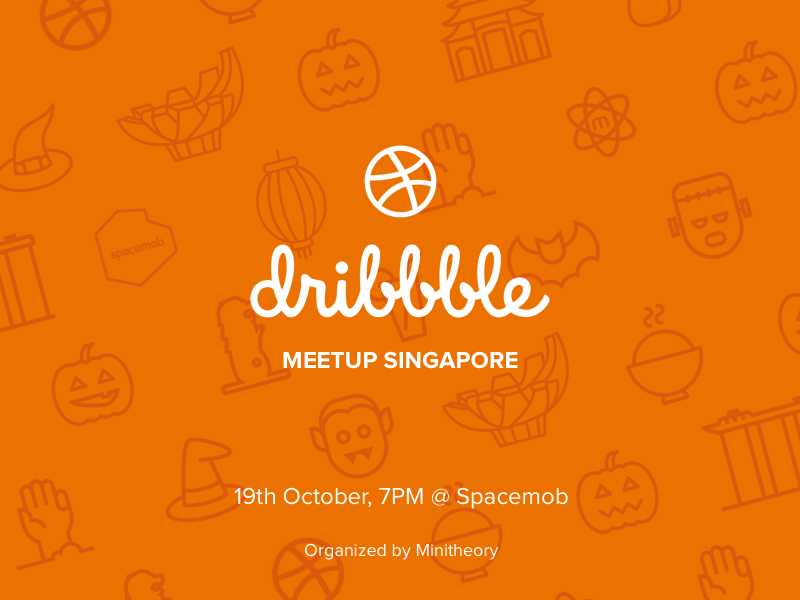 Singapore Dribbble Meetup 2016 singapore dribbblesg design meetup dribbble