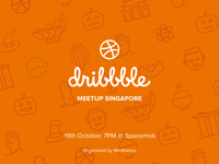 Singapore Dribbble Meetup 2016