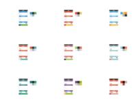 Dribbble color scheme lg