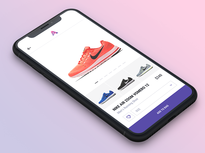 Download E-Commerce UI Kit