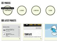 Process & Portfolio