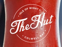 The Hut Logo Design