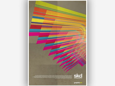 Various self promotional studio posters poster design abstract print poster art typography