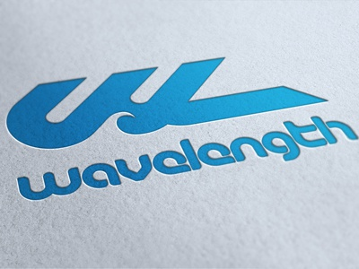 Wavelength® Brand Identity – Letterpress