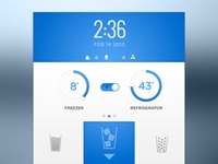 Fridge Interface
