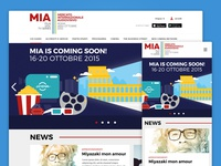 MIA homepage