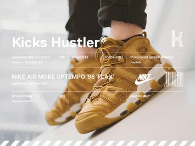 Kicks Hustler exploration