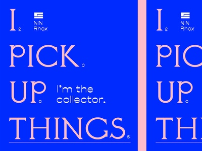 TypoStories - vol 8 music nin collector nine inch nails fonts letters type vector typography