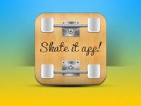 Skate It App