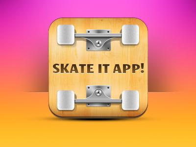 Skate it app 2