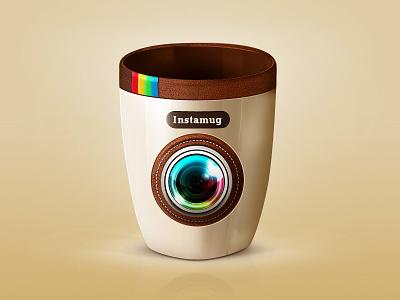 Instamug instagram mug