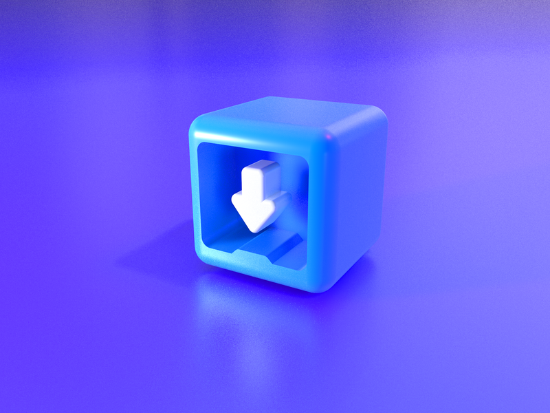 the new 3D icon star arrow activity icons download c4d ui 3d