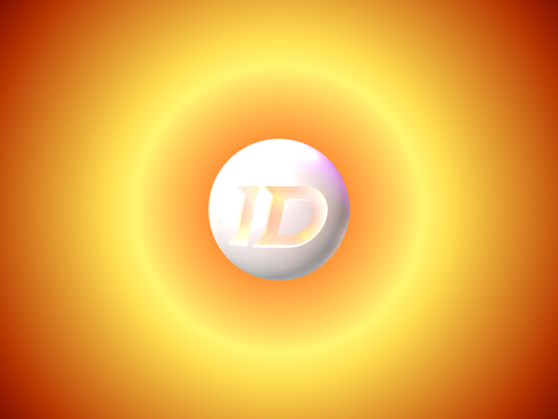 3D ball,Lights of different colors lights ball green blue purple yellow color light 品牌 icon 3d c4d ui 设计