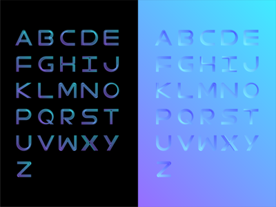 letters color Try 02