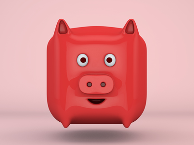 Red Pig,The Year of the Pig