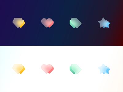 Icon Blur