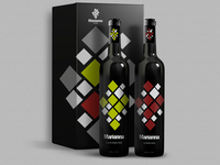 Marianna Winery Packaging