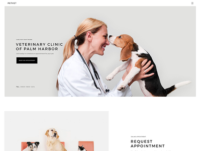 Veterinary Clinic - Pets