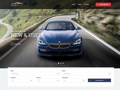 Kallyas - Autotrader Car Dealership Wordpress Theme auto vehicle theme wordpress directory listing dealership car autotrader automotive kallyas