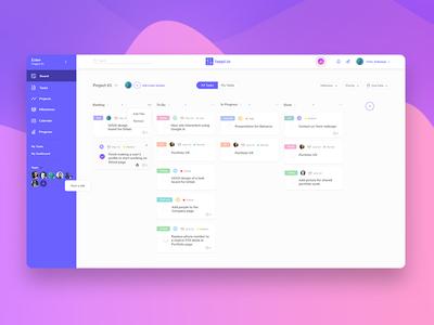 Tappi — task board for Gitlab