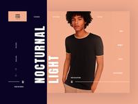 Fashion Store e-commerce interface typography ui design ui product fashion