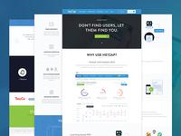 Heyzap Advertiser Landing Page Full