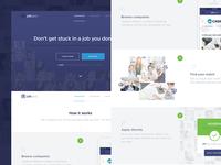 JobSpot Redesign