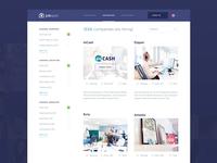 Jobspot Companies Page