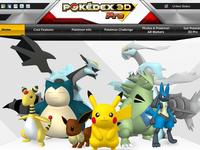 12 Pok 323 Pkedex 3d Pro Homepage V02.06