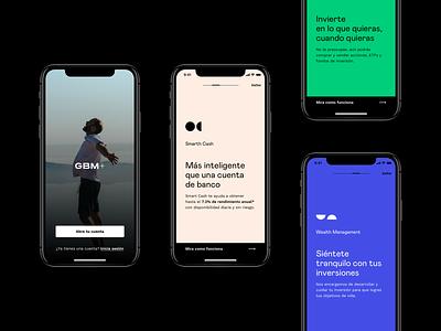.-. iphone x ui app design