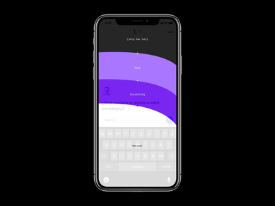 Mapping iphone x mapping design ui