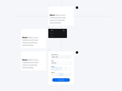 Module flow flow components web design ui