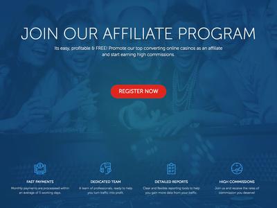 Partners Website Design