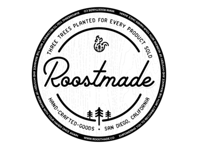 Roostmade Seal Mark