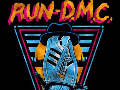 RUN DMC - Hollis, Queens