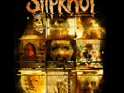 Slipknot - WANYK Static photoshop illustration wanyk graphicdesign merchandise slipknot
