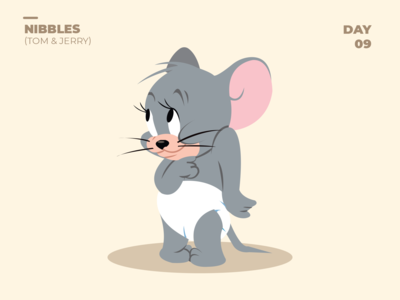 Nibbles - TOM & JERRY