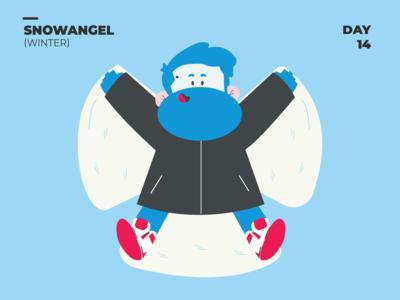 SnowAngel - Winter