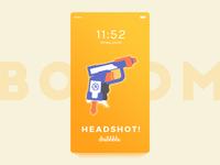 Boom! Headshot 🔫