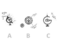 Globaltography Logo Sketches